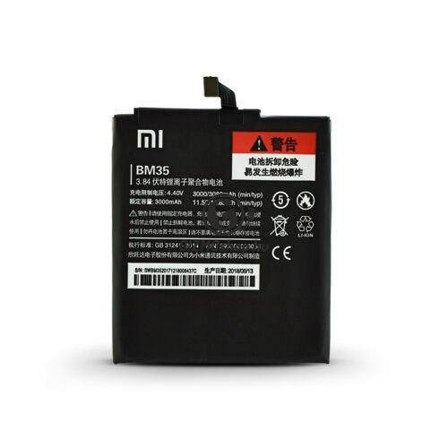 Xiaomi Mi 4c gyári akkumulátor – Li-ion 3080 mAh – BM35 (ECO csomagolás)